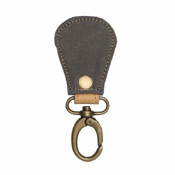 Black Pear Key Fob