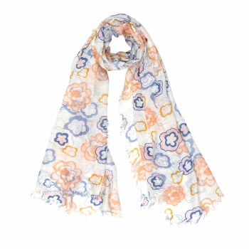 Flower Thoughts Scarf