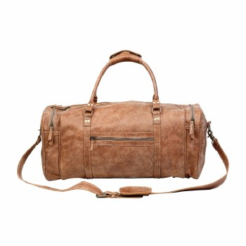Vagabond Leather Duffle Travel