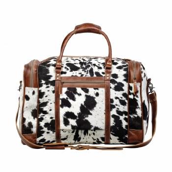 Grand Hair On Traveller Bag