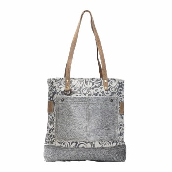 Hairon Pockets Tote Bag