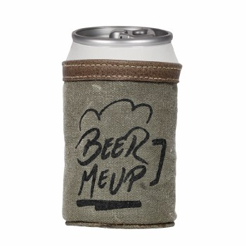 Beer Me Up Can Koozie