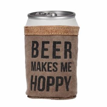 Hoppy Beer Can Koozie