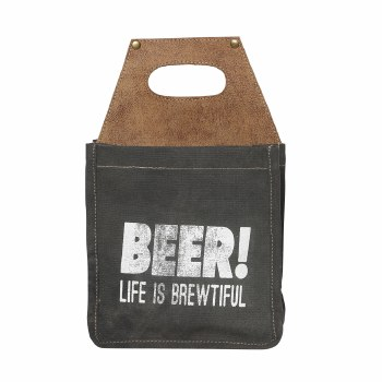 Life Is Brewtiful Beer Caddy