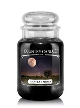 Country Candle 23oz Lg Jar: Harvest Moon