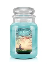 Country Candle 23oz Lg Jar: Summerset