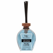 Woodwick Rd 3Oz Sea Salt - Cotton