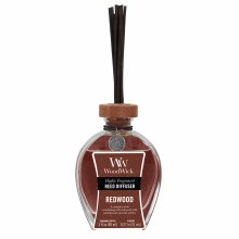 Woodwick Rd 3Oz Redwood