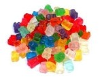 Tiny Gummi Bears