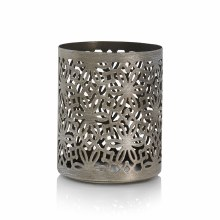 Woodwick Brushed Nickel Petite Holde