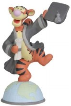 Precious Moments Porcelain Disney Tigger Graduation
