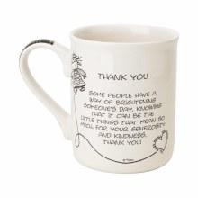 CHOIL Mug Thank You