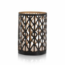 Woodwick Petite Holder Geometric