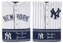 Flag, DS Suede, Foil, Gar, Jersey, New York Yankees