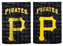 Flag, Suede, Glitter, DS, Gar, Pittsburgh Pirates