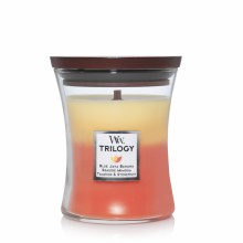 Woodwick Medium Jar Candle Tropical Sunrise