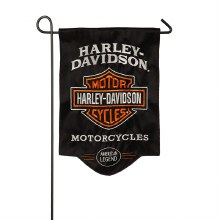 Harley Davidson Sculpted, Applique, GAR, H-D American Legend