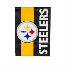 Pittsburgh Steelers, Embellish Garden Flag