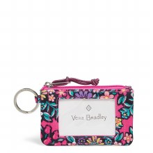 Vera Bradley Lighten Up Zip ID Case