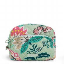 Vera Bradley Iconic med Cosmetic Bag