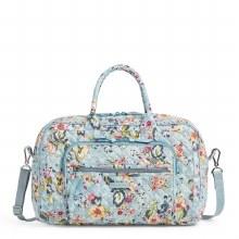 Vera Bradley Floating Garden Compact Weekender Travel Bag
