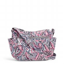 Vera Bradley Iconic On the Go Crossbody