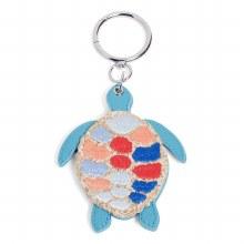 Vera Bradley Turtle Mirror Bag Charm