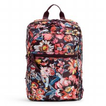 Vera Bradley Packable Backpack Indiana Blossoms