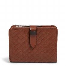 Vera Bradley Carryall RFID Small Wallet