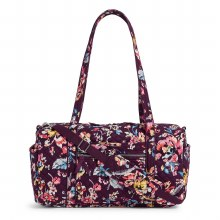 Vera Bradley Small Travel Duffle Indian Rose