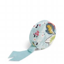 Vera Bradley Floating Garden Tape Measure