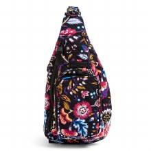 Vera Bradley Iconic Mini Sling Backpack