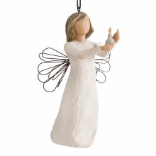 Willow Tree Angel of Hope Ornament