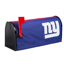 New York Giants, Mailbox Cover