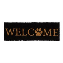 Paw Print Welcome Kensington Switch Mat
