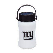 New York Giants Silicone Solar Lantern