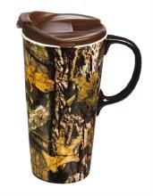 Mossy Oak Break Up Country, Perfect Cup, 17 oz Ceramic