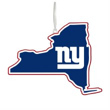New York Giants, State Ornament