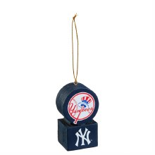 New York Yankees Mascot Ornament