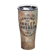 Harley Davidson Stainless Steel Cup, Genuine Motorcycles