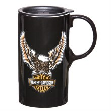 Tall By Trvl Cup 20oz Eagle HD