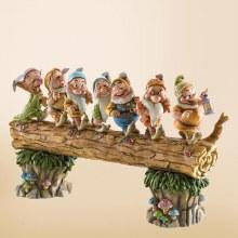 Jim Shore Disney Traditions Seven Dwarfs