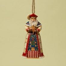 Jim Shore HWC H/O Polish Santa