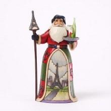 Jim Shore HWC Fig French Santa