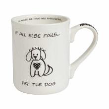 CHOI Pet the dog