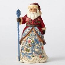 Jim Shore HWC Fig Norwegian Santa