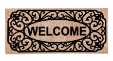 Filigree Welcome Sassafras Switch Mat