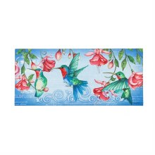 Hummingbirds Sassafras Switch Mat