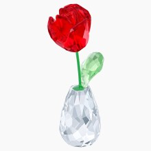 Swarovski Flower Dreams - Red Rose