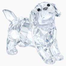 Swarovski Labrador Puppy, standing